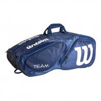 Сумка для ракеток WILSON Team II 9 Pack Bag Синий